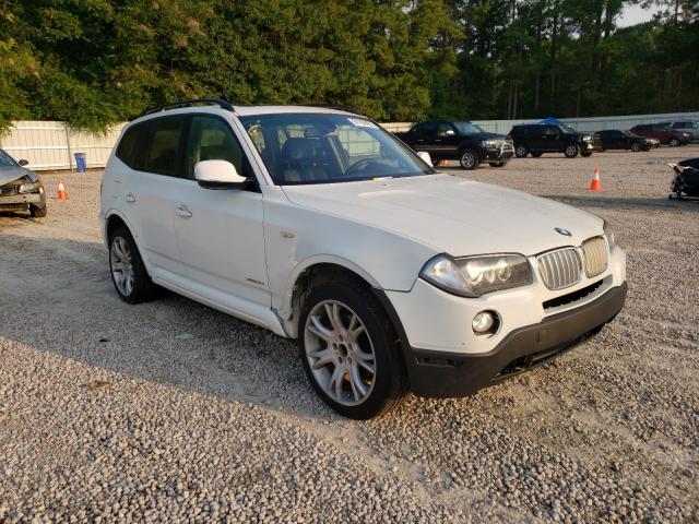 2010 BMW X3 XDRIVE3 WBXPC9C45AWJ38904