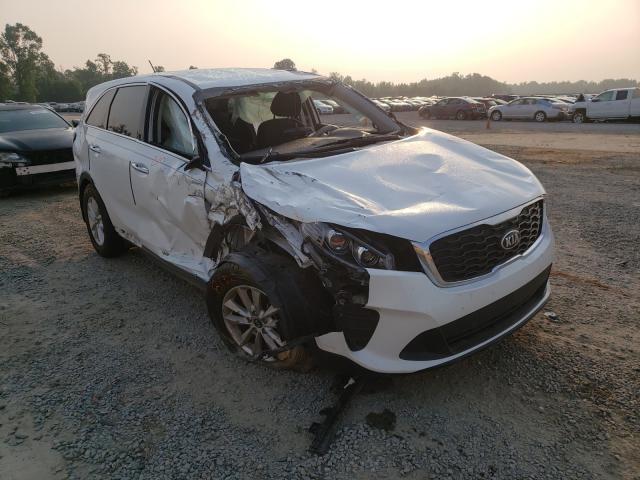 KIA Vehiculos salvage en venta: 2020 KIA Sorento L