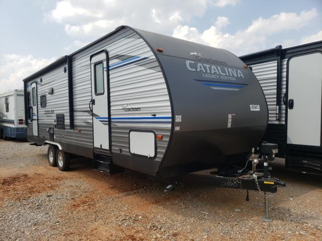 Salvage cars for sale from Copart Oklahoma City, OK: 2019 Wildwood Trailer