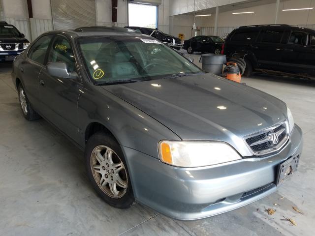 Acura Vehiculos salvage en venta: 2001 Acura 3.2TL