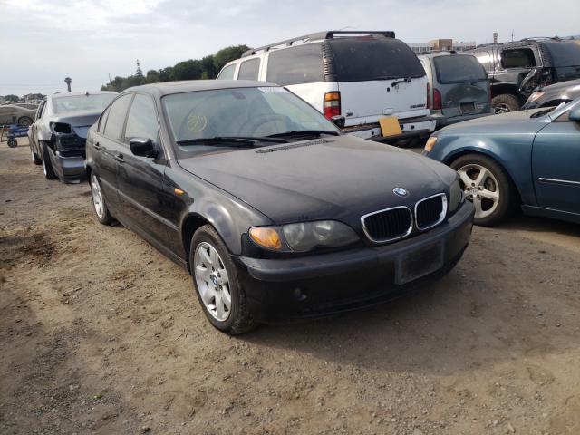 BMW Vehiculos salvage en venta: 2005 BMW 325 I