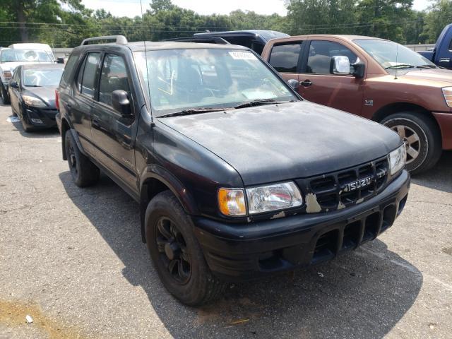 Isuzu salvage cars for sale: 2000 Isuzu Rodeo