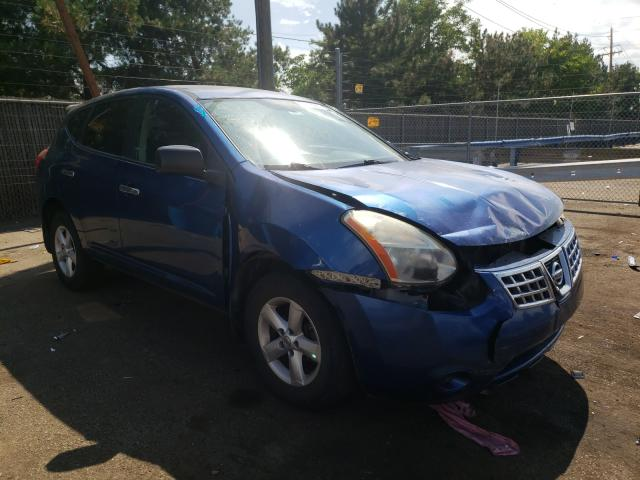 Salvage cars for sale from Copart Denver, CO: 2010 Nissan Rogue S