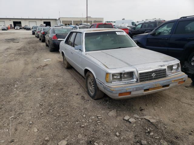 Plymouth salvage cars for sale: 1987 Plymouth Caravelle