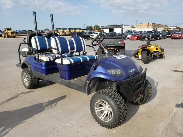 Ic Corporation salvage cars for sale: 2019 Ic Corporation Golf Cart