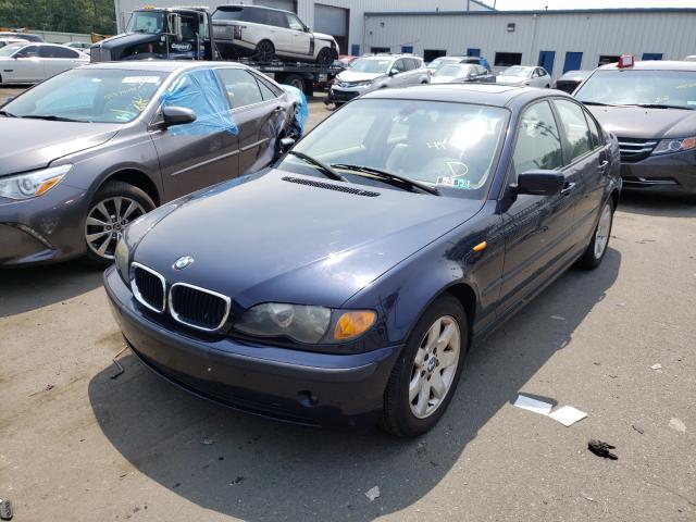 BMW 3 SERIES 2005 1