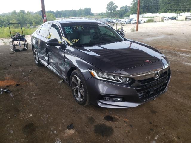 Vehiculos salvage en venta de Copart Fairburn, GA: 2020 Honda Accord EX