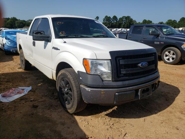 Salvage cars for sale from Copart Longview, TX: 2013 Ford F150 Super