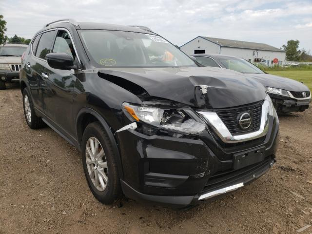 Salvage cars for sale from Copart Columbia Station, OH: 2020 Nissan Rogue
