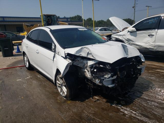 Salvage cars for sale from Copart Lebanon, TN: 2015 Ford Focus SE