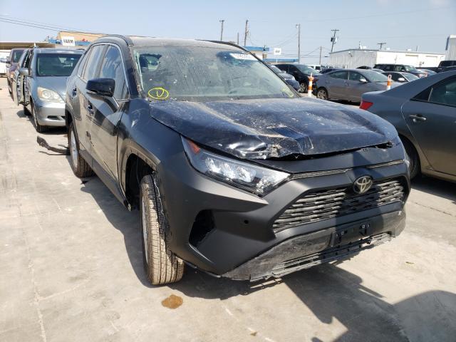 Vehiculos salvage en venta de Copart Grand Prairie, TX: 2021 Toyota Rav4 XLE