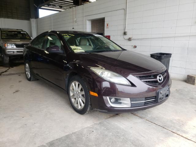 Mazda 6 salvage cars for sale: 2011 Mazda 6