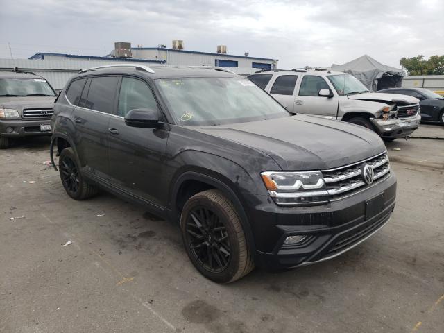 Volkswagen salvage cars for sale: 2018 Volkswagen Atlas SE