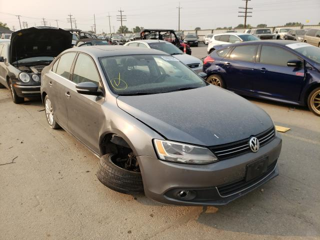 Salvage cars for sale from Copart Nampa, ID: 2011 Volkswagen Jetta SEL