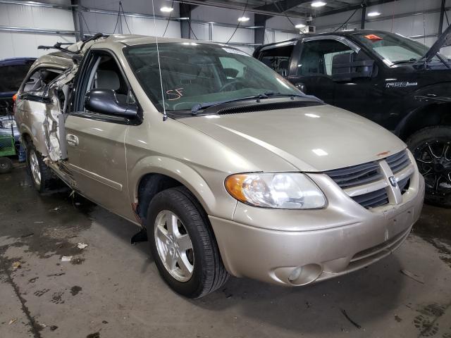 Dodge salvage cars for sale: 2005 Dodge Grand Caravan