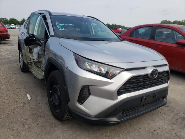 Salvage cars for sale from Copart Fredericksburg, VA: 2020 Toyota Rav4 LE
