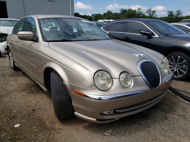 Jaguar S-Type salvage cars for sale: 2000 Jaguar S-Type