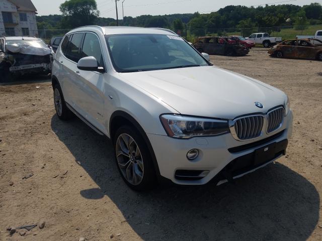 BMW Vehiculos salvage en venta: 2017 BMW X3 XDRIVE3