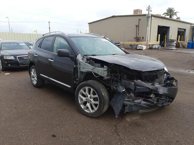 Vehiculos salvage en venta de Copart Phoenix, AZ: 2012 Nissan Rogue S