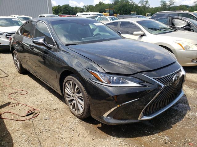 Lexus ES 350 salvage cars for sale: 2019 Lexus ES 350