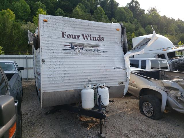 Salvage cars for sale from Copart Hurricane, WV: 2007 Four Winds Travel Trailer