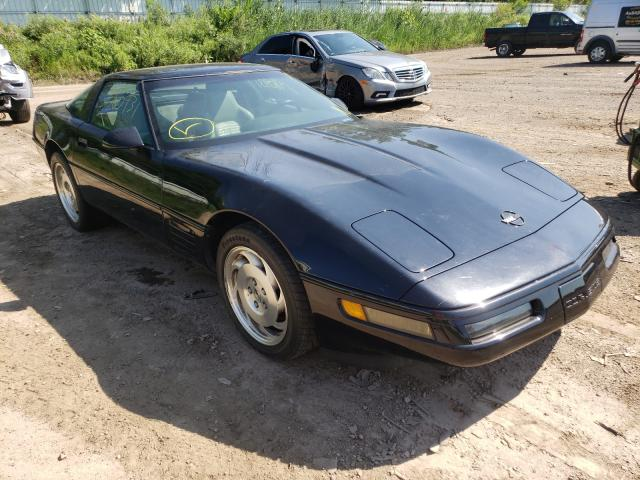 Chevrolet Corvette salvage cars for sale: 1994 Chevrolet Corvette