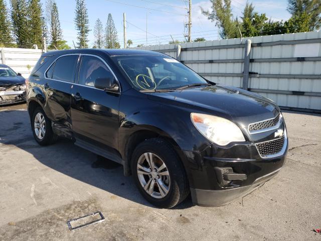 Vehiculos salvage en venta de Copart Miami, FL: 2014 Chevrolet Equinox LS
