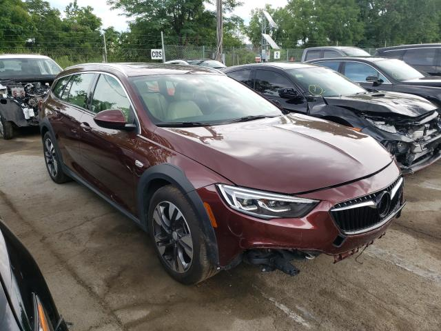Salvage cars for sale from Copart Marlboro, NY: 2019 Buick Regal Touring