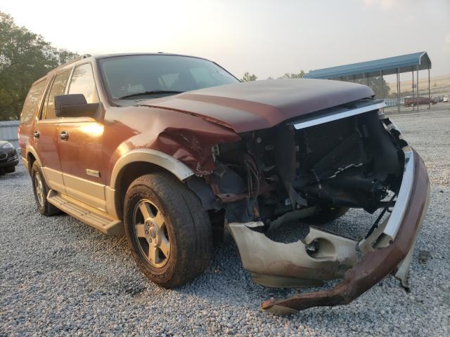 Vehiculos salvage en venta de Copart Spartanburg, SC: 2008 Ford Expedition