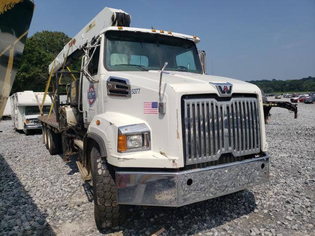 Vehiculos salvage en venta de Copart Cartersville, GA: 2014 Western Star Convention