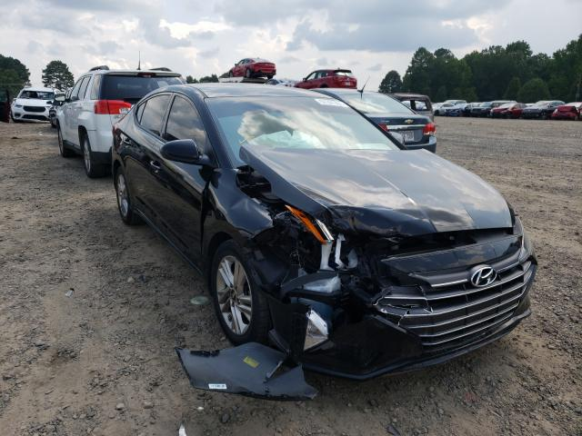 Salvage cars for sale at Conway, AR auction: 2020 Hyundai Elantra SE