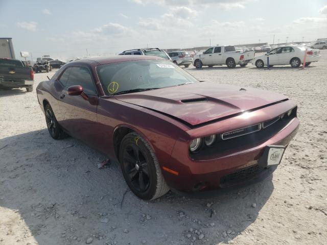 Salvage cars for sale from Copart Haslet, TX: 2017 Dodge Challenger