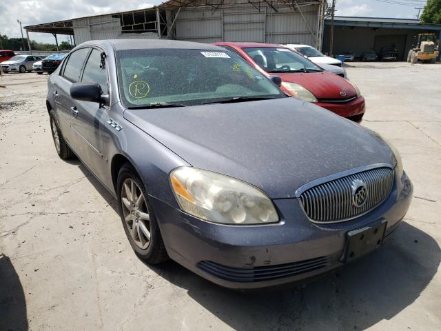 Salvage cars for sale from Copart Corpus Christi, TX: 2008 Buick Lucerne CX