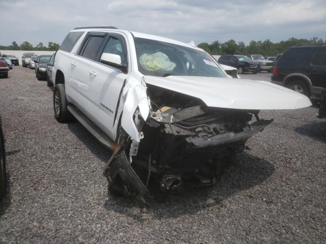 Salvage cars for sale from Copart Fredericksburg, VA: 2015 Chevrolet Suburban K