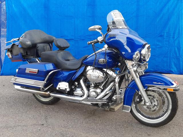 Salvage cars for sale from Copart Phoenix, AZ: 2009 Harley-Davidson Flhtcu