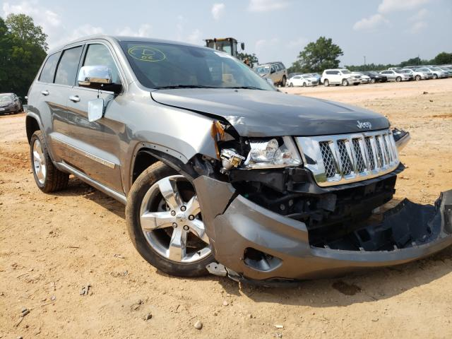 Salvage cars for sale from Copart China Grove, NC: 2012 Jeep Grand Cherokee