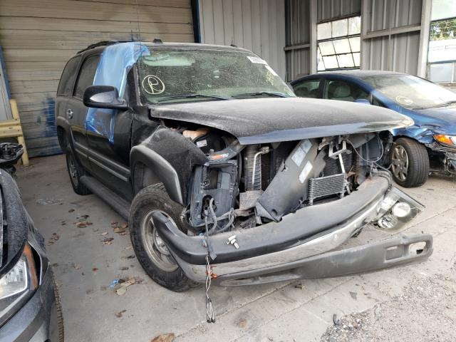 Salvage cars for sale from Copart Corpus Christi, TX: 2005 Chevrolet Tahoe C150