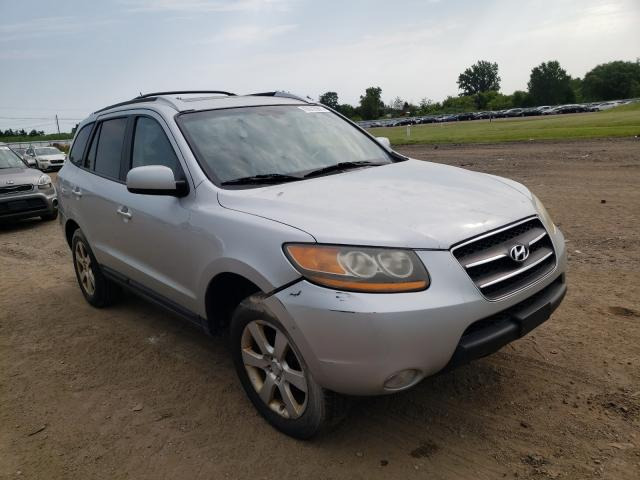 2009 Hyundai Santa FE S for sale in Columbia Station, OH