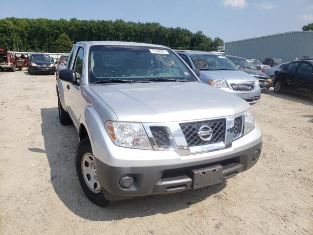Salvage cars for sale from Copart Hampton, VA: 2012 Nissan Frontier S