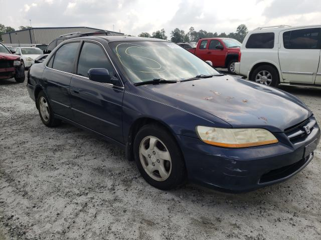 Honda Vehiculos salvage en venta: 1999 Honda Accord EX