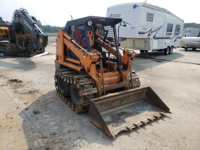 Salvage cars for sale from Copart Lumberton, NC: 1989 Toyota Skid Steer