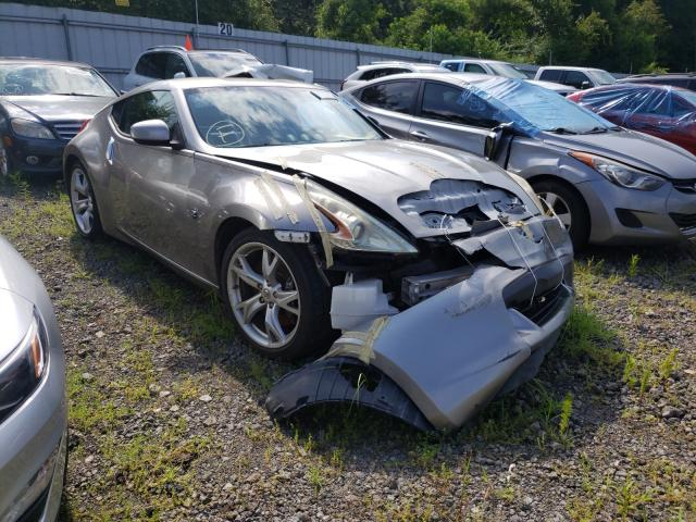 Salvage 2009 NISSAN 370Z - Small image. Lot 47153361