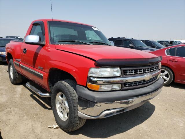 Salvage cars for sale from Copart Brighton, CO: 1999 Chevrolet Silverado