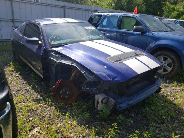 Salvage cars for sale from Copart Lufkin, TX: 2014 Ford Mustang SH