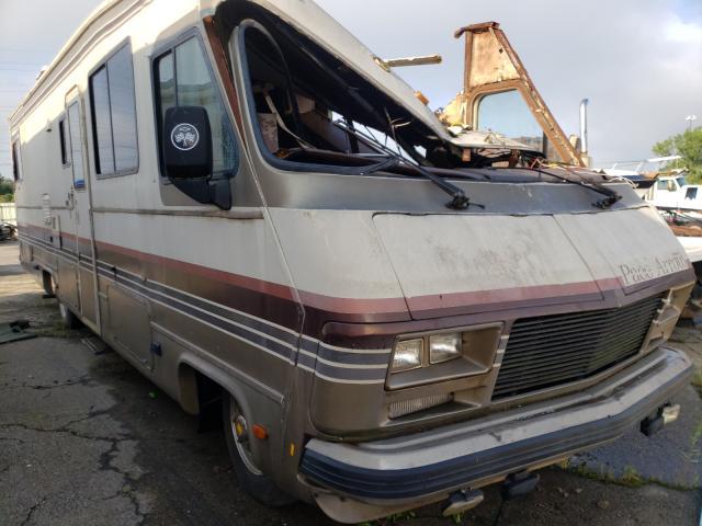 Fleetwood Fleetwood salvage cars for sale: 1987 Fleetwood Fleetwood