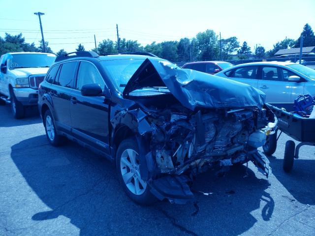 Salvage cars for sale from Copart Denver, CO: 2014 Subaru Outback 2