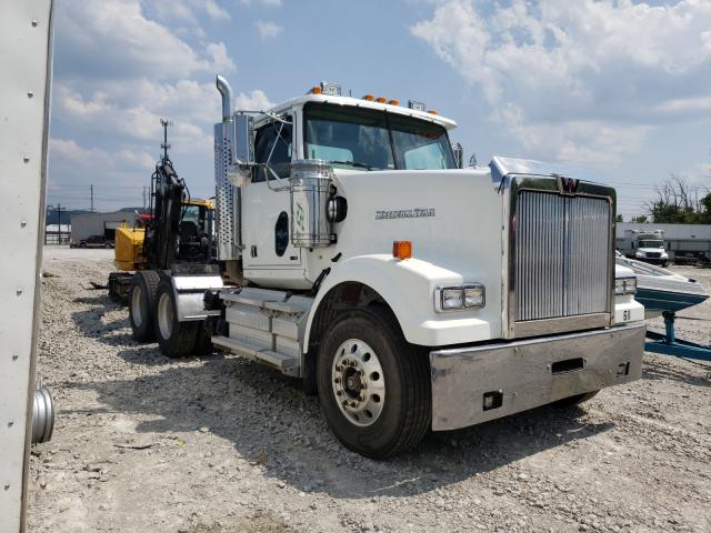 Salvage cars for sale from Copart Louisville, KY: 2012 Western Star Convention