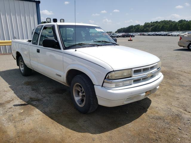 Salvage cars for sale from Copart Shreveport, LA: 2000 Chevrolet S Truck S1