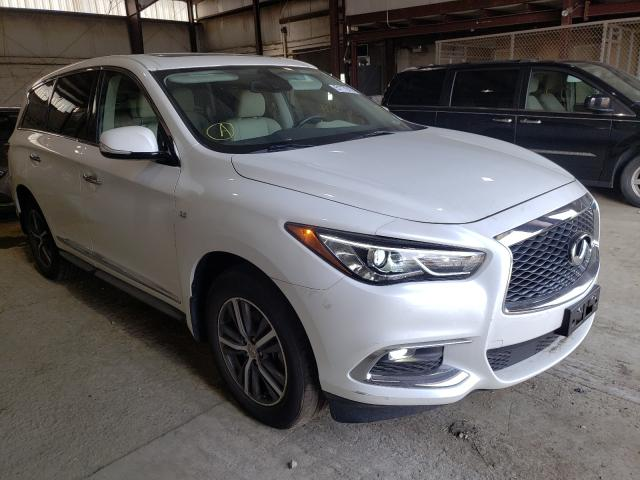 Infiniti salvage cars for sale: 2019 Infiniti QX60 Luxe