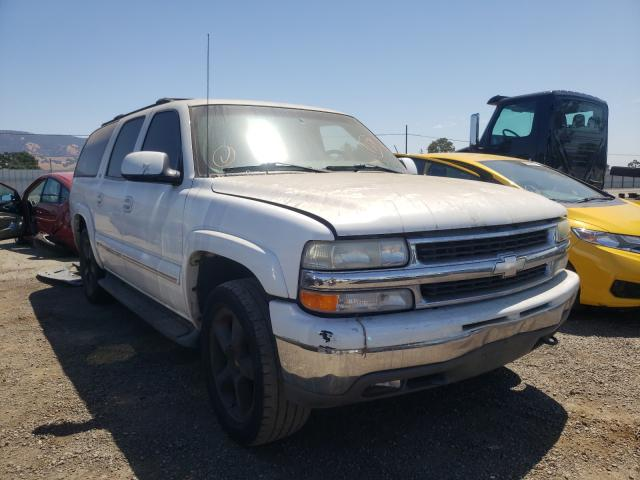 Salvage cars for sale from Copart San Martin, CA: 2001 Chevrolet Suburban K